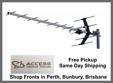 Hills Tru-Spec TSP2851 UHF only TV Antenna for digital TV