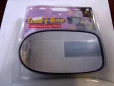 TWO HELLA Extend A View Tow Mirror  Part#86160 Multi-View For Post Mount Bracket