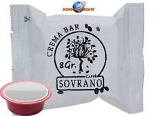 300 cialde capsule caffè SOVRANO CREMA BAR compatibili LAVAZZA A MODO MIO