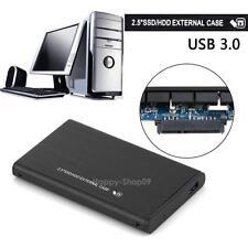 "2.5"" USB 3.0 SATA SDD HD HDD Hard Drive External Enclosure Metal Disk Case Box"
