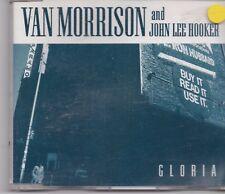Van Morrison and John Lee Hooker-Gloria cd maxi single
