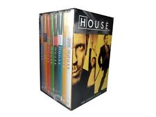 House MD: The Complete Series Season 1-8 (DVD, 41-Disc Set) 1 2 3 4 5 6 7 8