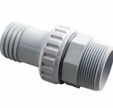 """Hayward Pool Pump Filter Quick Disconnect Union Adapter 1.5"""" X 1.5"""" MPT SP1493"""
