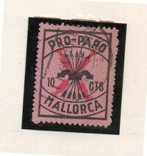 España Locales Guerra Civil Pro Paro Mallorca serie A (DI-906)