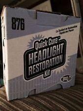 BG 876 Headlight Restoration Kit