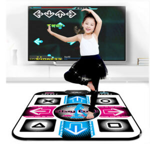 Non-Slip Dancing Step Dance Mat Pad Pads Dancer Blanket to PC with USB New LI