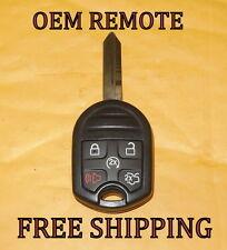 OEM FORD 80 BIT SA KEYLESS REMOTE HEAD COMBO FOB TRANSMITTER 164-R8000 5921467