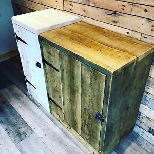 Rustic Vanity, Sink, Bathroom, Medicine Cupboard, Bedside, Side Table, farmhouse