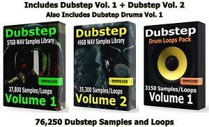 Dubstep Ultra Mega Pack WAV Samples Loops Ableton Cubase Logic FL Studio Reason