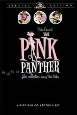 The Pink Panther Film Collection (DVD, 2006, French)