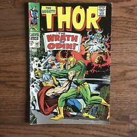 The Mighty Thor #147 (Dec 1967, Marvel)