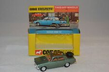 Corgi Toys 275 Rover 2000 TC green perfect mint in box