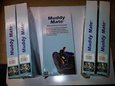 5x MUDDY MATE HEAVY DUTY NYLON SEAT COVER PROTECTOR WATER RESISTANT JOB LOT
