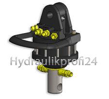 Finn Rotator 3 t Tonnen CR300 für Holzzange Greifer Kegelspalter Dreh Servo