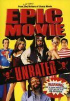 Epic Movie (Unrated Edition) - DVD -  Very Good - Darrell Hammond,Héctor Jiménez