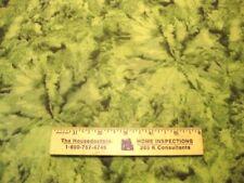 BATIK  SPLASH  LIME  GREEN   COTTON  FLANNEL  By Yard