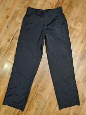 Royal Robbins Women's Nylon Hiking Outdoor Travel Wear Pants Black Sz 4
