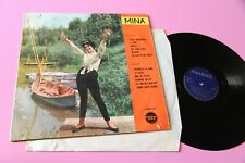 MINA LP PRIMO DISCO ORIGINALE 1960 !!!!!!!!!!!!!!!!!!!!!!!!!!!!!!!