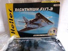Maquette HELLER - 1/72ème - USA - Nighthawk F117-A
