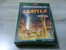 Shadowrun 5 Seattle Stadt der Schatten Quellenbox Pegasus Spiele 2017 Neu OVP