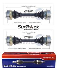 Volkswagen Thing 1973-1974 2 Rear CV Axle Shaft Assemblies SurTrack Set with IRS