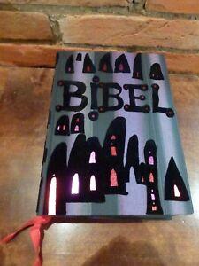 P - Hundertwasser Bibel 1995 – ungelesen Top Zustand