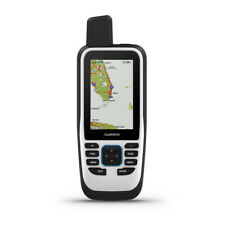 Garmin GPSMAP 86s Marine Handheld Preloaded With Worldwide Basemap 010-02235-00