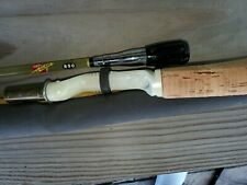 """Rare Vintage Gep """"Mira-Glass"""" fishing Rod about 66 inches long."""