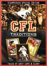 CFL Traditions - Calgary Stampeders Special Edition - New DVD - FREE SHIP
