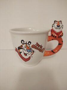 Tony the Tiger - Coffee Cup Mug - 2001 Kellogg Company - Frosted Flakes