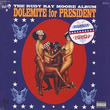 Rudy Ray Moore - Dolemite For President (Vinyl LP - 2016 - EU - Original)