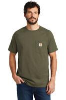 Carhartt Force ® Cotton Delmont Short Sleeve T-Shirt, 100410, 2X LARGE