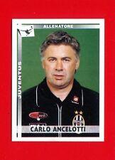 CALCIATORI Panini 2000-2001 - Figurina-sticker n. 146 - ANCELOTTI -JUVENTUS-New