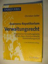 **Examens-Repetitorium Verwaltungsrecht, Allgemeines Verwaltungsrecht**