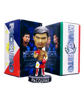 "Manny Pacquiao Collectable Bobblehead 6.75"" SGA Cowboy Stadium Nov. 13, 2010"