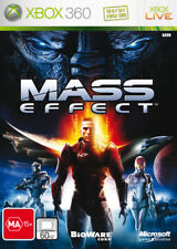 Mass Effect Xbox 360 Game USED