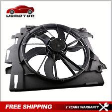 For 2008-2019 Dodge Grand Caravan Engine Cooling Fan Module Gates 86752YF 2009