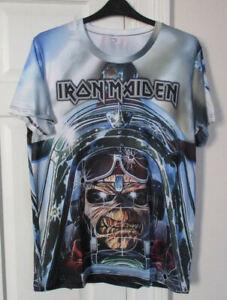 Iron Maiden - Aces High allover print T-shirt XXXL 3XL - new/unworn