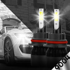 9004 HB1 LED Headlight Kit Hi/Lo Beam 488W 48800LM Car Light Bulbs 6000K White