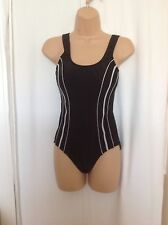 ladies swimming costume size 10