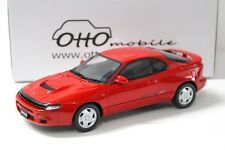 1:18 Otto toyota celica gt four st185 Coupe 1991 red new en Premium-modelcars