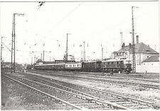 Dr foto br e18 31 e-LOK en las instalaciones ferroviarias Leipzig (99689