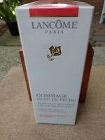 Lancôme Paris Gommage Peau de Peche- Foaming Body Exfoliator 200 ml/6.7 oz NIB