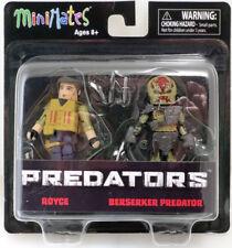 Predator Minimates Series 2: Royce and Berserker Predator - MISB NEW