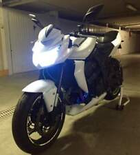 KIT LED CREE MOTO H7 6K 40w IDEATO x KAWASAKI Z 750 ABBAGLIANTE + ANABBAGLIANTE