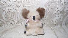 Genuine Wesbar Products Fur Kangaroo Fur Koala Bear Perth Western Austrailia Nwt