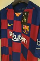 FC Barcelona Home Vapor Shirt 19/20, Various Sizes, Brand New With Tags Messi 10