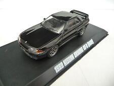 Green Light 1:43 Nissan Skyline GT-R R32 1989 Black Fast and Furious 7 GL86229
