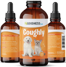 Kennel Cough Medicine For Dogs Organic Dog Colds & Allergies Natural Treatment
