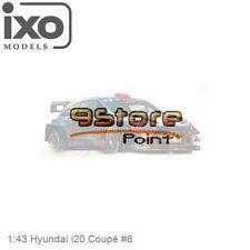 IXO RAM646 1/43 RALLY HYUNDAI I20 WRC PLUS SORDO /MARTI MONTECARLO 2017 PREORDER
